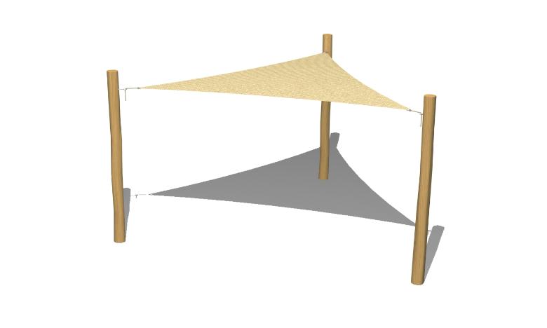 Solsejls system